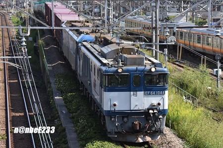 83レ EF641044+EH200-901+コキ+タキ