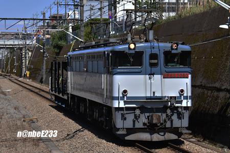 配6794レ EF65 2080+ホキ800(ホキ1470)