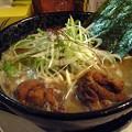 写真: 鶏塩らーめん@とり丸・長野市