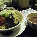 Photos: 鶏塩つけめん@とり丸・長野市