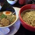 写真: 和風つけ麺@きまぐれ八兵衛・安曇野市