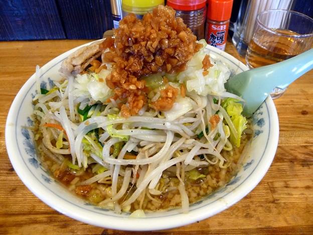 ふじ麺(かつお)@大黒屋本舗取手店・取手市