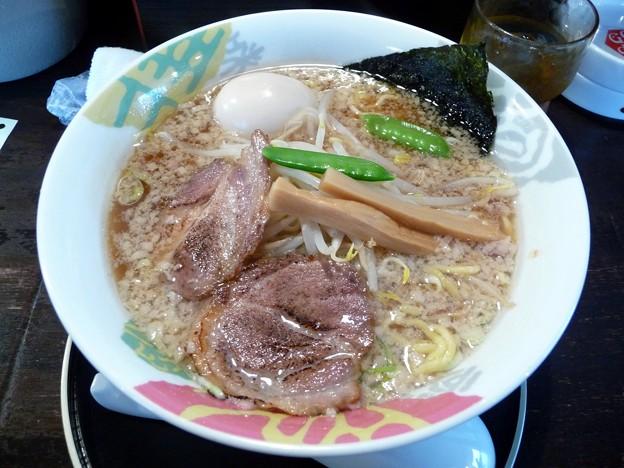 濁り醤油拉麺@ぐうでん・長野県宮田村