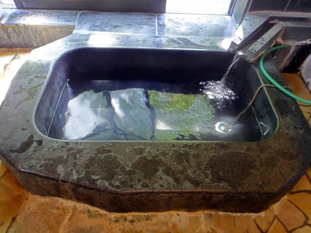 四万温泉 共同浴場御夢想の湯@群馬県中之条町