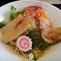 Photos: 油そば・温かい麺@順風・みどり市