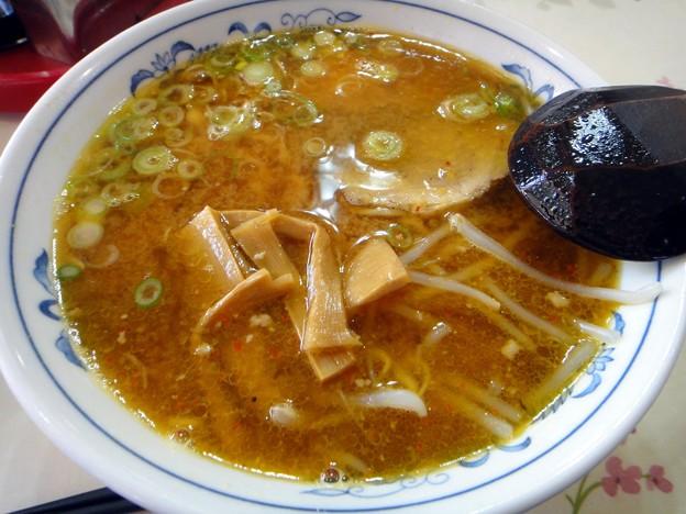 いのぶた味噌ラーメン@JA上野村琴平センター・群馬県上野村