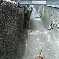 写真: 側溝崩落…市の持ちもんやし…(・・)ぴ2