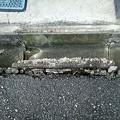 写真: 側溝崩落…市の持ちもんやし…(・・)ぴ3