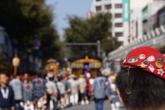 横須賀神輿まつり2014b