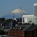 Photos: 富士山、横浜から!(091103)