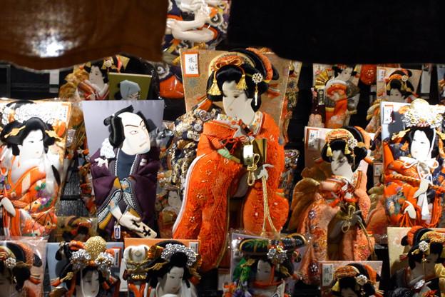 Photos: 羽子板市091217-079
