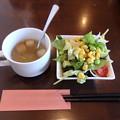 ランチサラダ・スープ