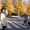 男心と秋の空~♪