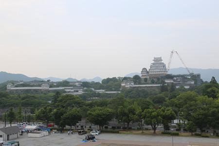 イーグレひめじより姫路城 - 02