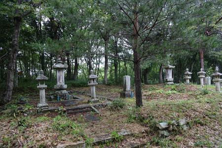 池田家西墓所 - 2