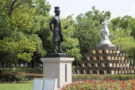 加藤友三郎銅像 - 7