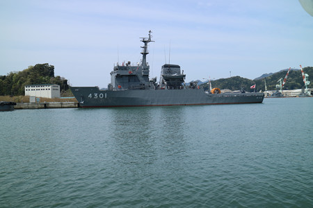 舞鶴湾巡り遊覧船 (5)