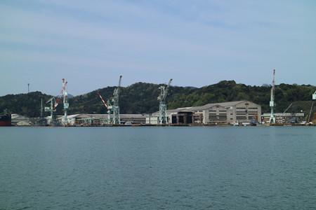 舞鶴湾巡り遊覧船 (7)
