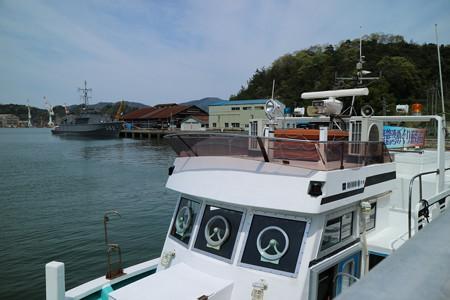 舞鶴湾巡り遊覧船 (19)