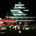 御城ライトアップ