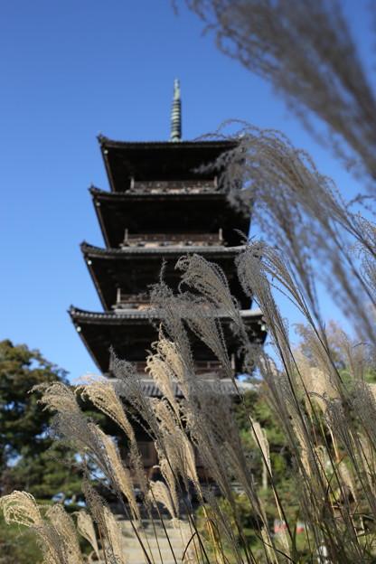 吉備路五重の塔