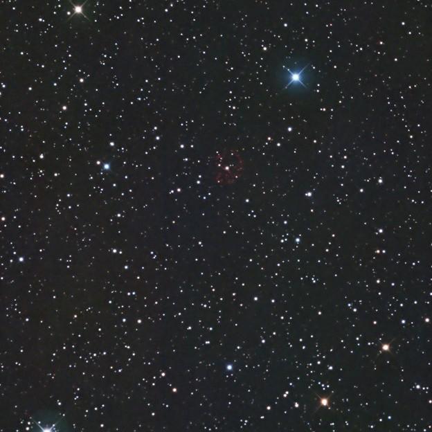 ペルセウス座新星痕