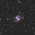 写真: 小亜鈴状星雲 M76