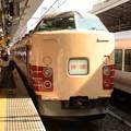 快速山梨富士3号 新宿発車