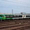 キハ48系びゅうコースター風っこ 先週の郡山駅にて