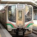 E721系東北本線1146M郡山行き福島2番間もなく発車