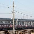 写真: 宇都宮貨物(タ)EF65 2091+コンテナ満載コキ5両