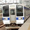 水戸線415系K537編成750M小山行き友部発車