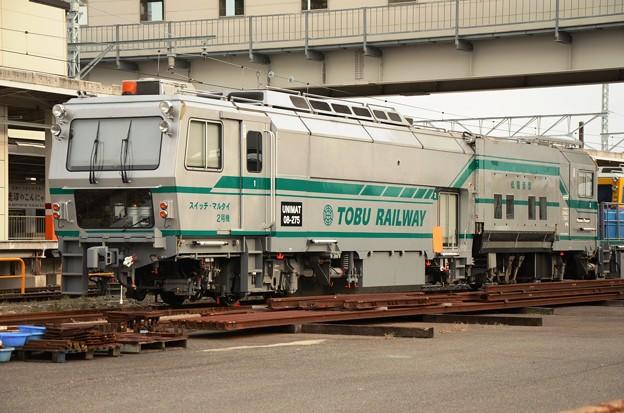 東武鉄道スイッチマルタイ