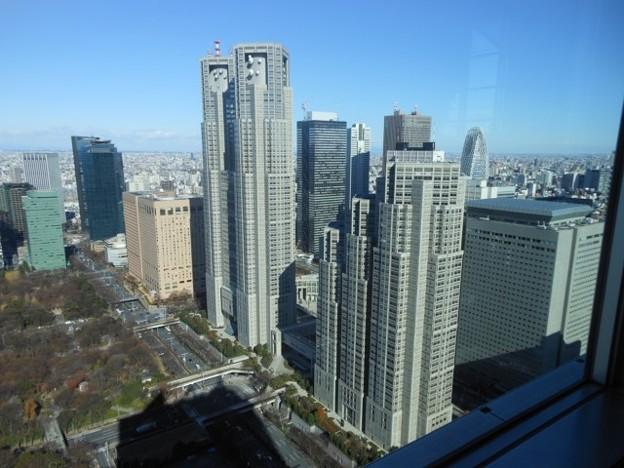 新宿・パークハイアット東京/ピークラウンジ