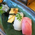 写真: 春の特選握り寿司