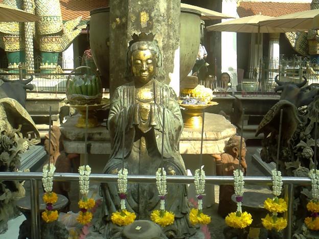 バンコク|ワット・プラケオ 別名:エメラルド寺院