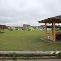 写真: 140817-8北海道ツーリング・大間・キャンプ地