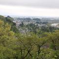 140513-94東北ツーリング・古城山公園・山頂からの景色