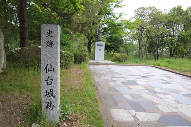 140515-146東北ツーリング・仙台城跡