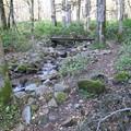 151014-15焼岳登山と上高地・昨日引き返した橋