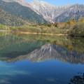 151016-154焼岳登山と上高地・大正池からの穂高連峰