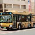 堺駅前・シャトルバス新車