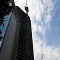 Photos: ゲートタワー建設中_16411b