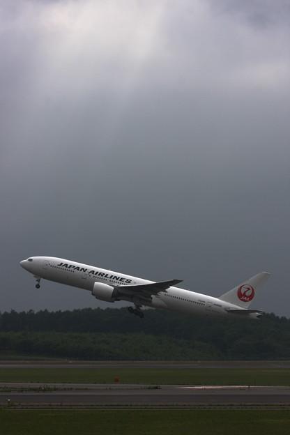 B777 JA009D