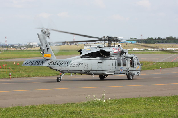 MH-60S NF615 168533