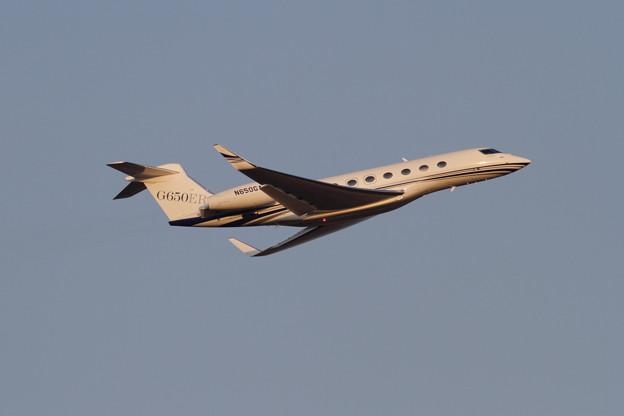 Photos: Gulfstream G650ER N650GA