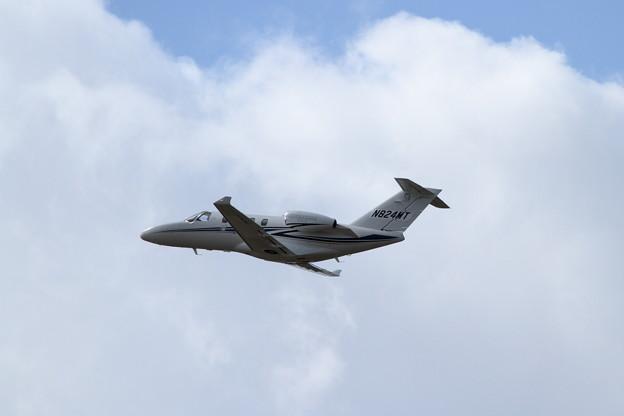 Cessna525 Citation M2 N824MT