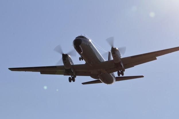 Photos: YS-11EA 12-1163 approach
