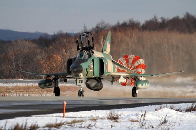 RF-4E 914 501sq taxiing