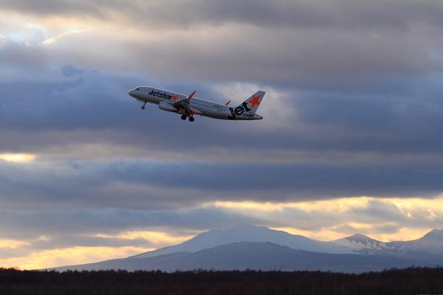 A320 sora そら 空へ 3